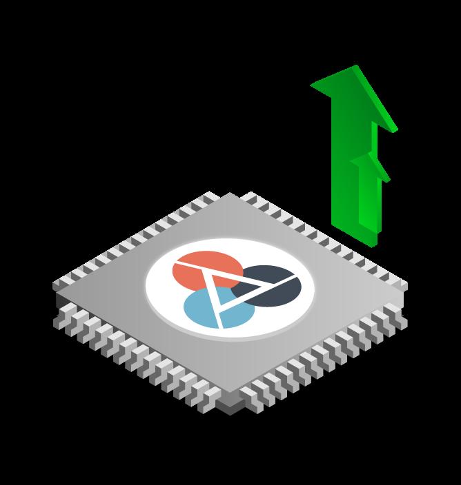 CPU Chip Flexibility Scalability